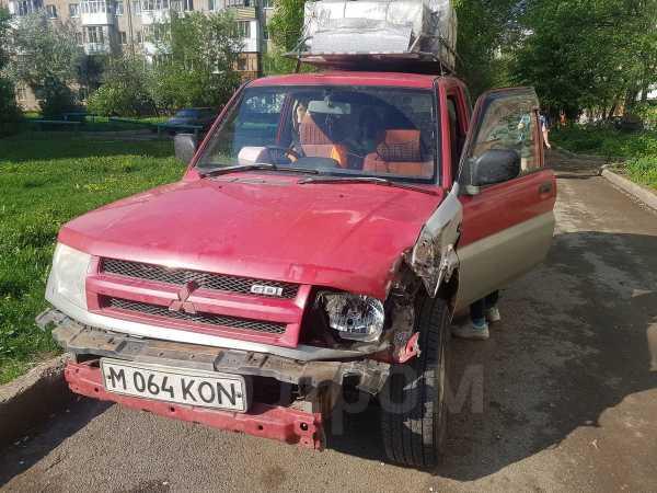 Mitsubishi Pajero iO, 1998 год, 105 000 руб.
