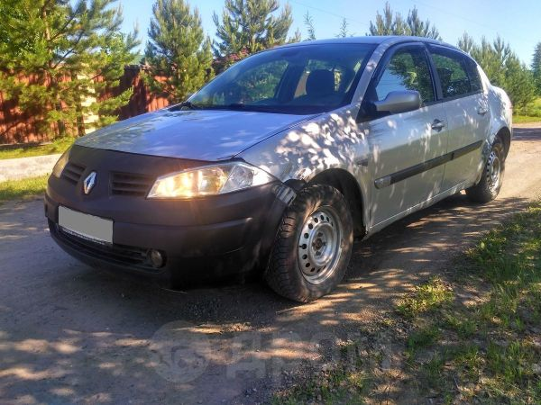 Renault Megane, 2006 год, 70 000 руб.