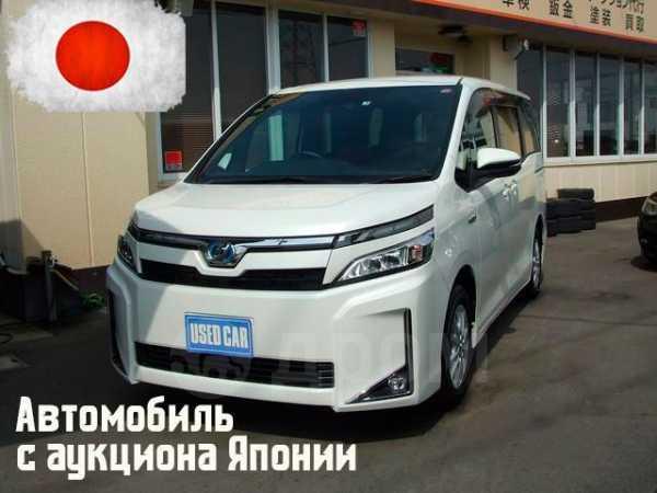 Toyota Voxy, 2017 год, 1 520 000 руб.