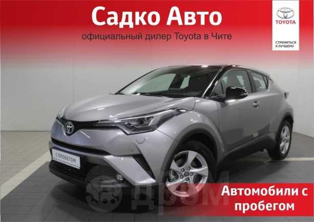 Toyota C-HR, 2019 год, 1 990 000 руб.