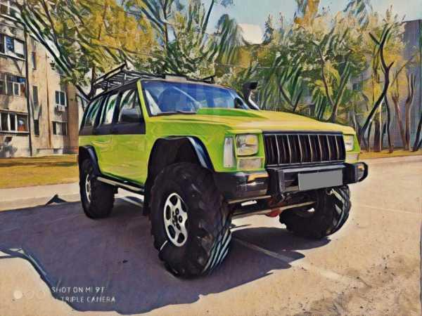 Jeep Cherokee, 1994 год, 330 000 руб.