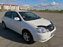 Ханты-Мансийск Corolla Runx 2004