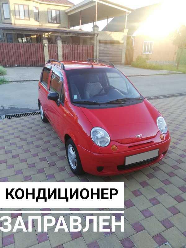 Daewoo Matiz, 2007 год, 134 000 руб.