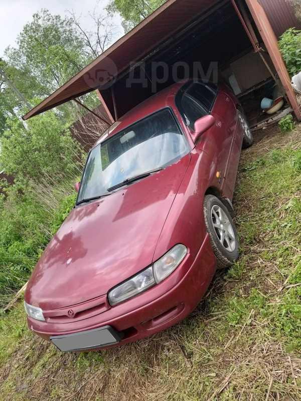 Mazda 626, 1992 год, 35 000 руб.