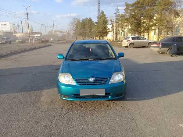 Toyota Allex, 2001 год, 350 000 руб.