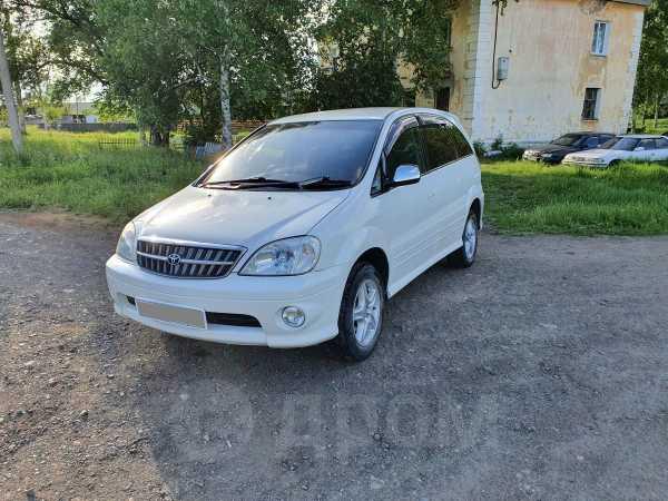 Toyota Nadia, 2001 год, 490 000 руб.