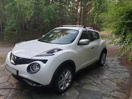 Курган Nissan Juke 2014