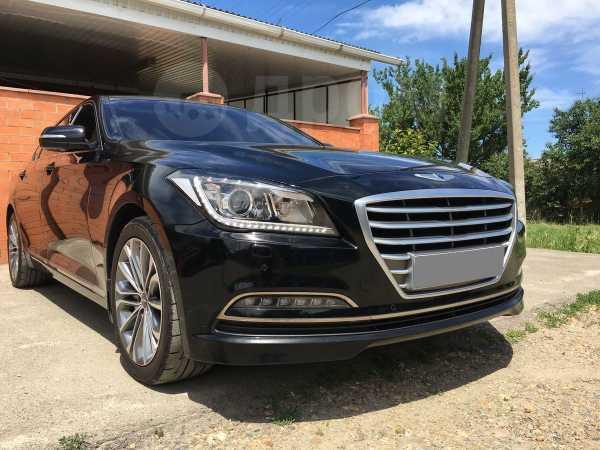 Hyundai Genesis, 2015 год, 1 450 000 руб.