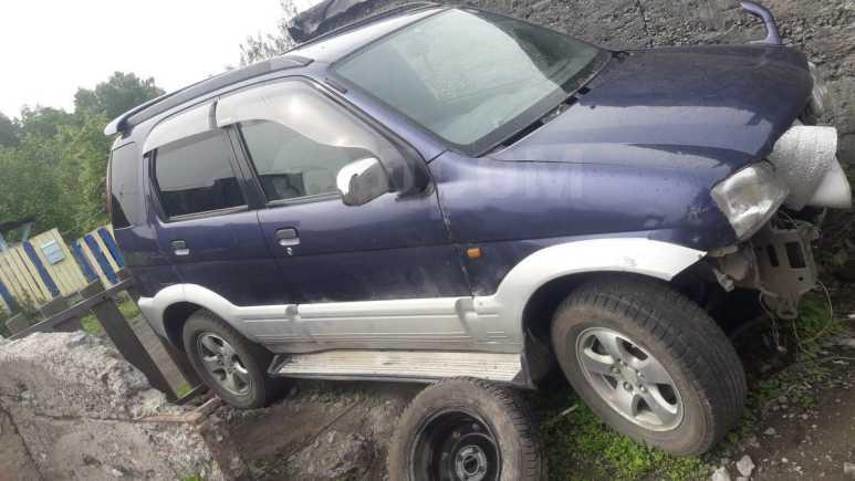 Daihatsu Terios, 1997 год, 110 000 руб.