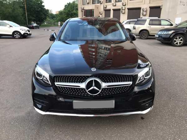 Mercedes-Benz GLC Coupe, 2018 год, 2 950 000 руб.