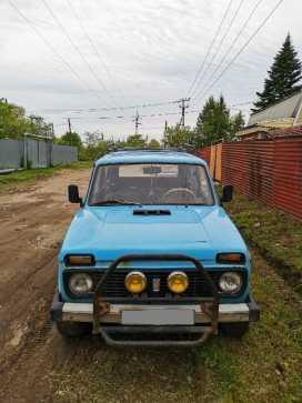 Комсомольск-на-Амуре 4x4 2121 Нива 1981
