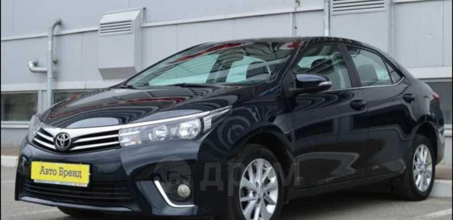 Toyota Corolla, 2014 год, 789 000 руб.