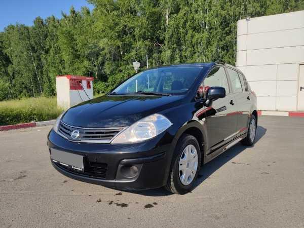 Nissan Tiida, 2011 год, 497 000 руб.