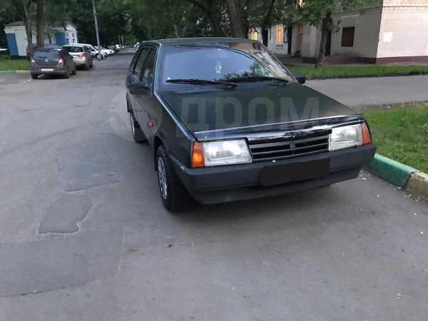 Лада 2109, 2001 год, 45 000 руб.