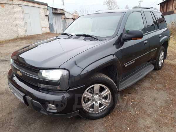 Chevrolet TrailBlazer, 2003 год, 520 000 руб.