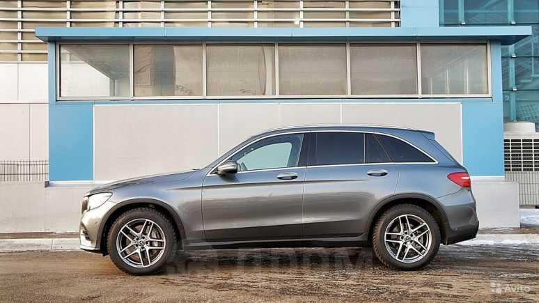 Mercedes-Benz GLC, 2018 год, 2 700 000 руб.