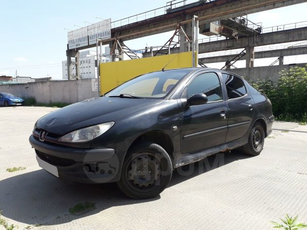 Peugeot 206, 2006 год, 75 000 руб.