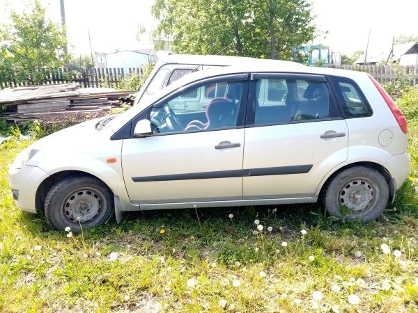 Ford Fiesta, 2008 год, 190 000 руб.