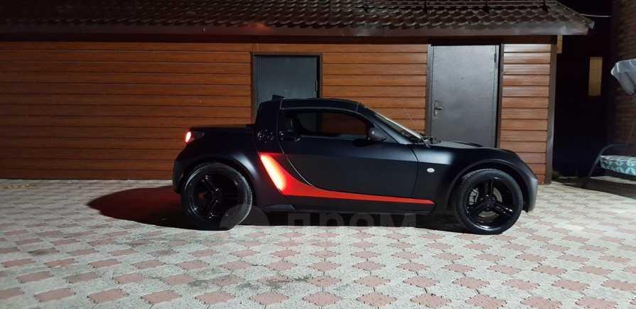 Smart Roadster, 2003 год, 550 000 руб.