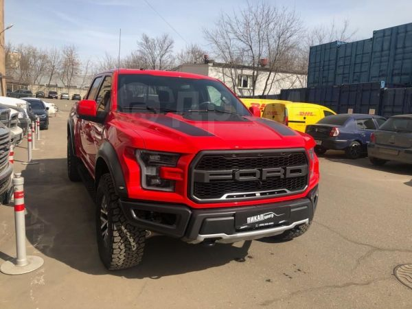 Ford F150, 2019 год, 6 800 000 руб.