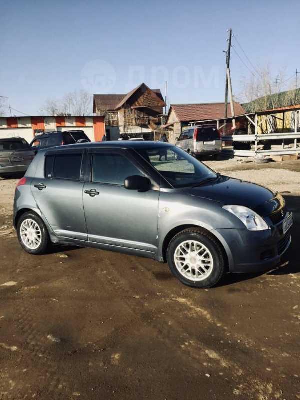 Suzuki Swift, 2006 год, 345 000 руб.