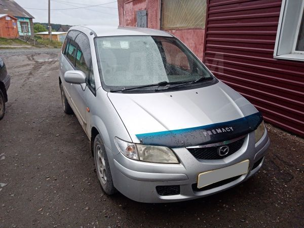 Mazda Premacy, 2000 год, 235 000 руб.