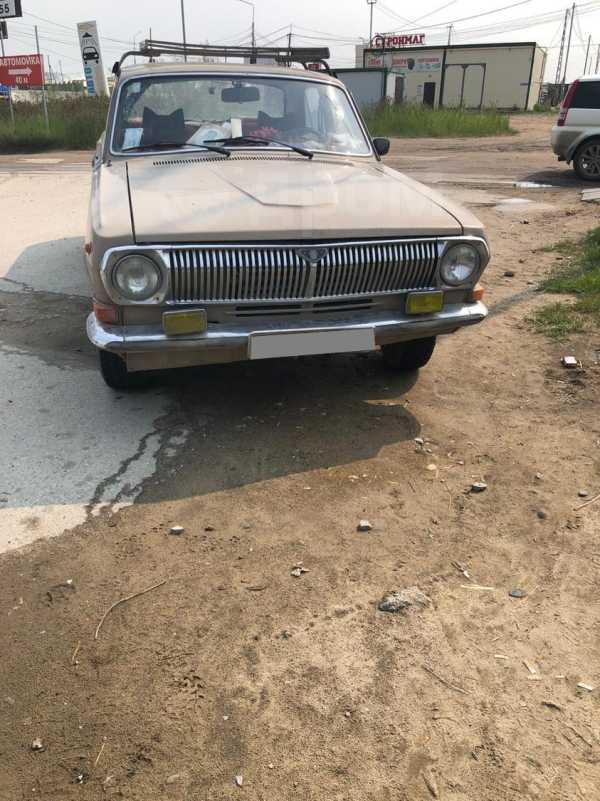 ГАЗ 24 Волга, 1990 год, 55 000 руб.