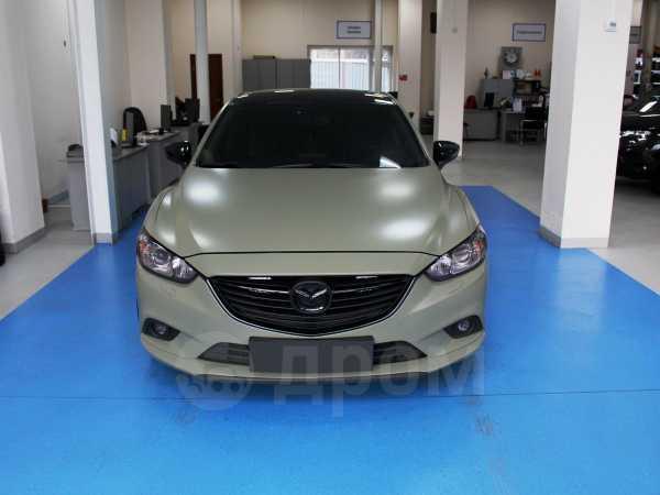 Mazda Mazda6, 2016 год, 1 399 000 руб.