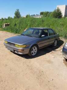 Пермь Corolla 1989