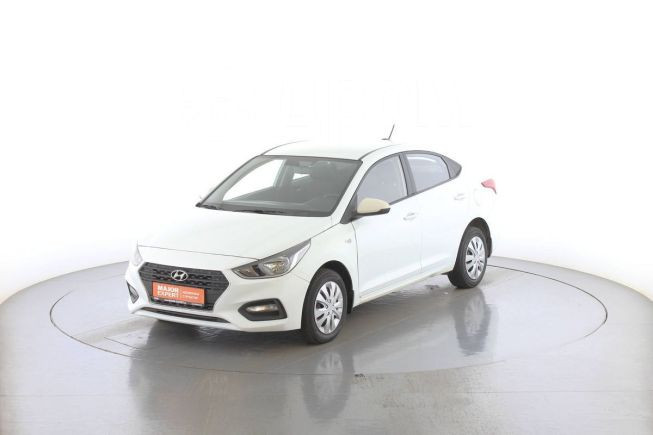 Hyundai Solaris, 2017 год, 575 000 руб.