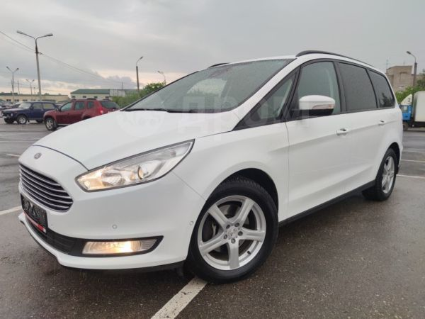 Ford Galaxy, 2016 год, 1 392 000 руб.