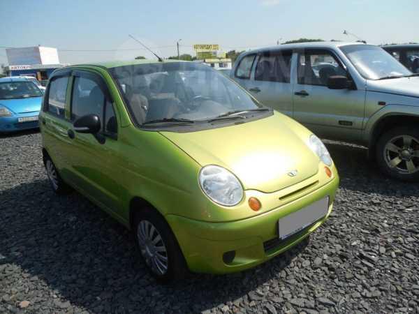 Daewoo Matiz, 2013 год, 145 000 руб.
