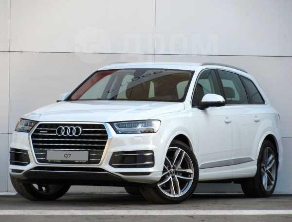 Audi Q7, 2019 год, 5 130 000 руб.