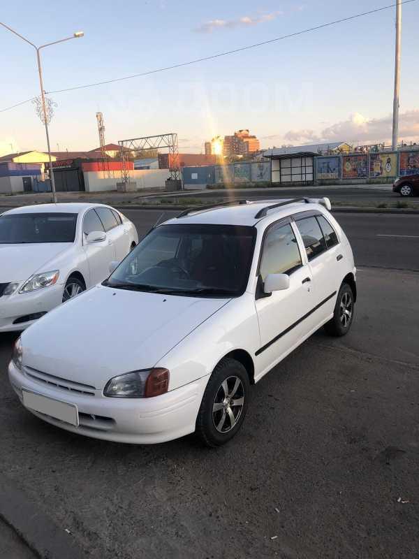 Toyota Starlet, 1997 год, 175 000 руб.