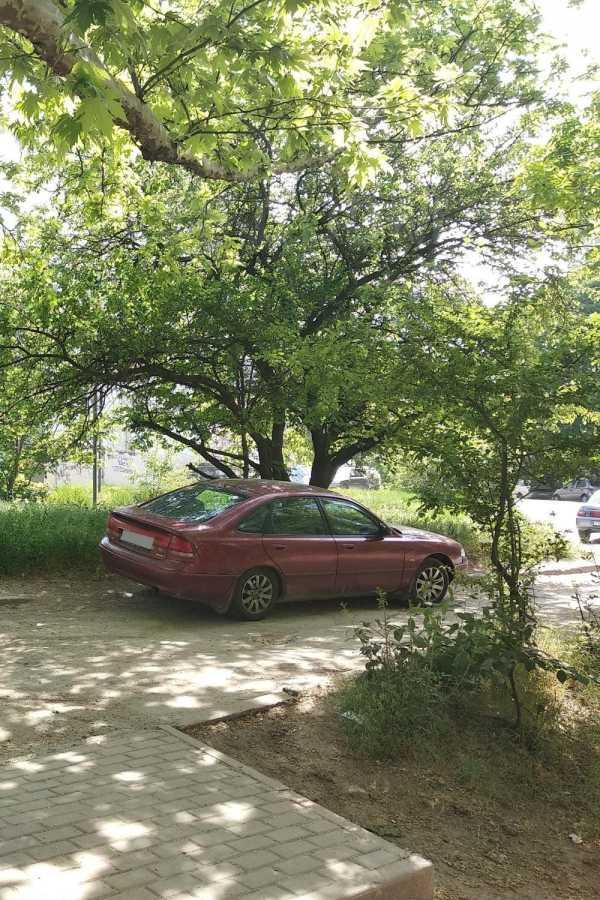 Mazda 626, 1991 год, 95 000 руб.