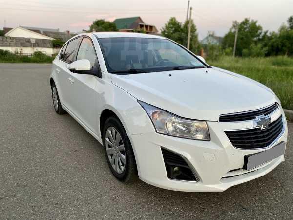 Chevrolet Cruze, 2015 год, 500 000 руб.