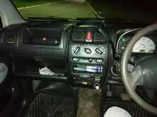 Иркутск Wagon R 2001