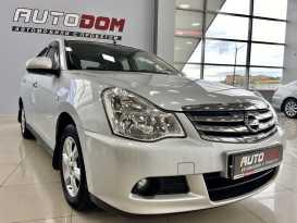 Красноярск Nissan Almera 2013
