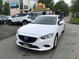 Пенза Mazda6 2017