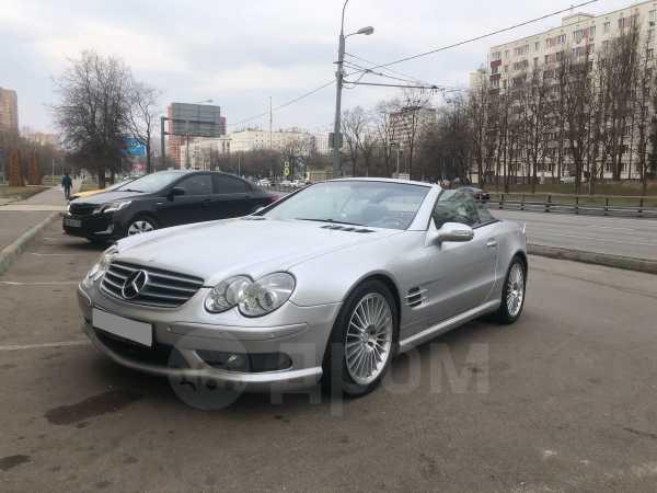 Mercedes-Benz SL-Class, 2002 год, 1 200 000 руб.