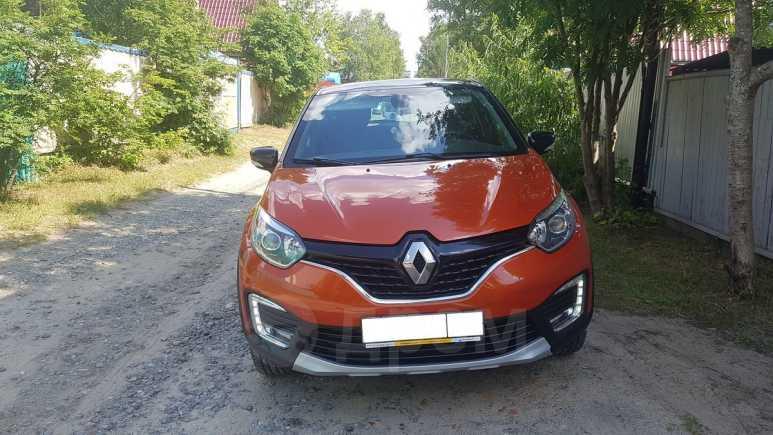 Renault Kaptur, 2017 год, 879 000 руб.