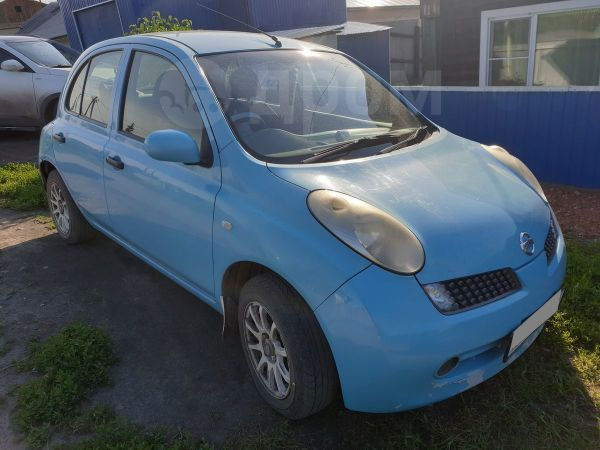 Nissan March, 2007 год, 235 000 руб.