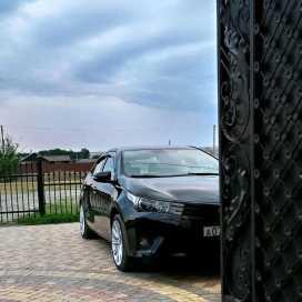 Грозный Corolla 2013