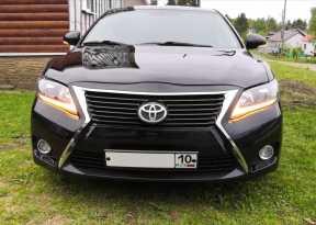 Петрозаводск Toyota Camry 2011