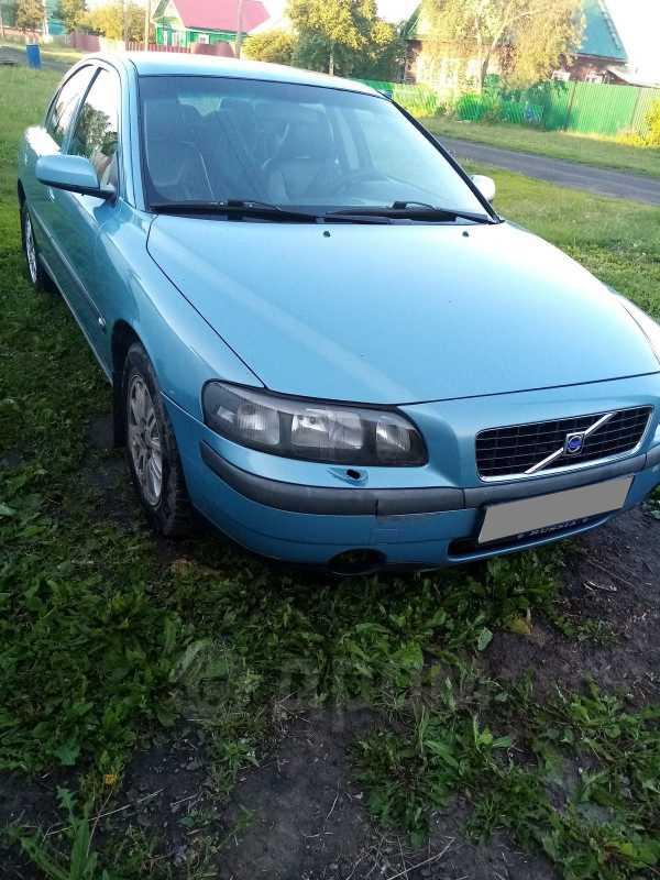 Volvo S60, 2003 год, 225 000 руб.