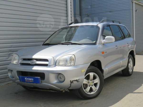 Hyundai Santa Fe, 2008 год, 383 200 руб.
