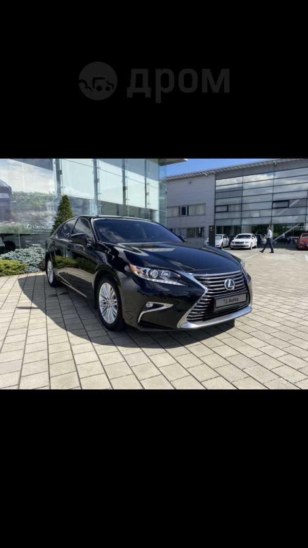 Lexus ES200, 2017 год, 1 700 000 руб.