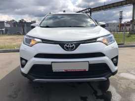 Иркутск Toyota RAV4 2016