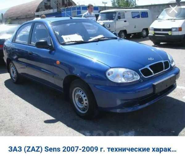 ЗАЗ Сенс, 2008 год, 70 000 руб.