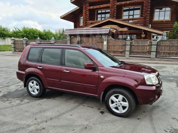 Nissan X-Trail, 2004 год, 480 000 руб.